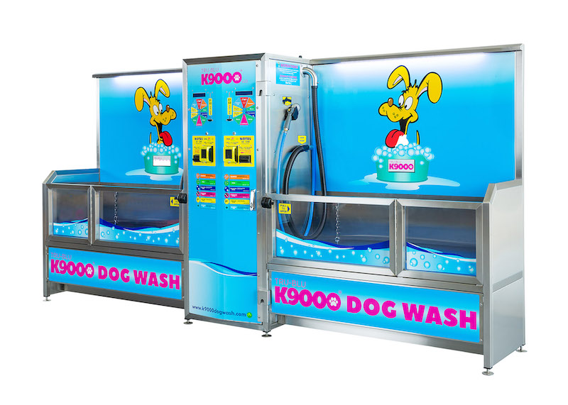 K9000 Dogwash Twin 2.0