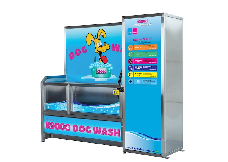 K9000 Dogwash Groom Easy
